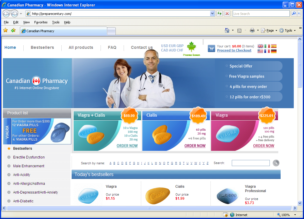 ... will take you to an online pharmacy selling sex-enhancement drugs.